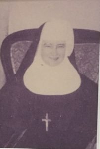 Sister Mary Stanislaus